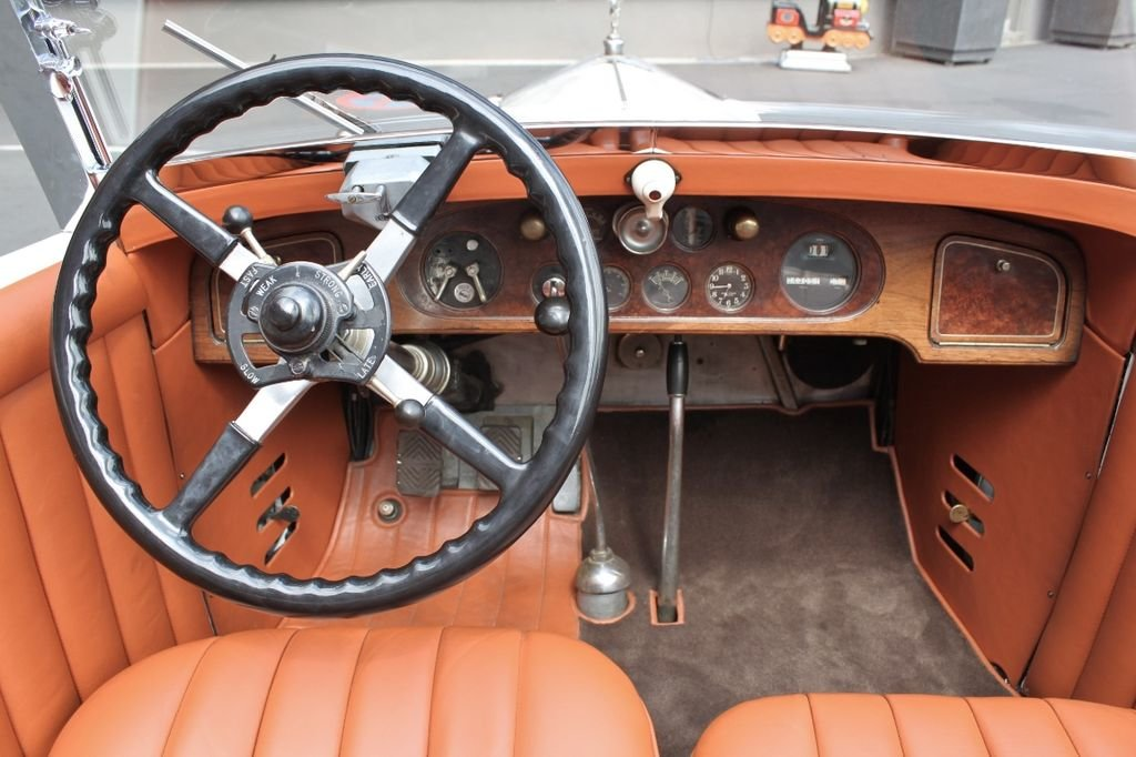 1929 Rolls-Royce Phantom I (Springfield) - US manufactored For Sale (picture 5 of 6)