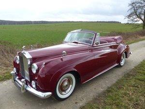 1961 Rolls-Royce Silver Cloud II - H. J. Mulliner no conversion For Sale