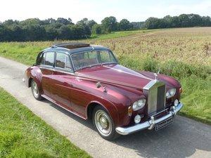 1965 Rolls-Royce Silver Cloud III - on of th last of K-Series  For Sale