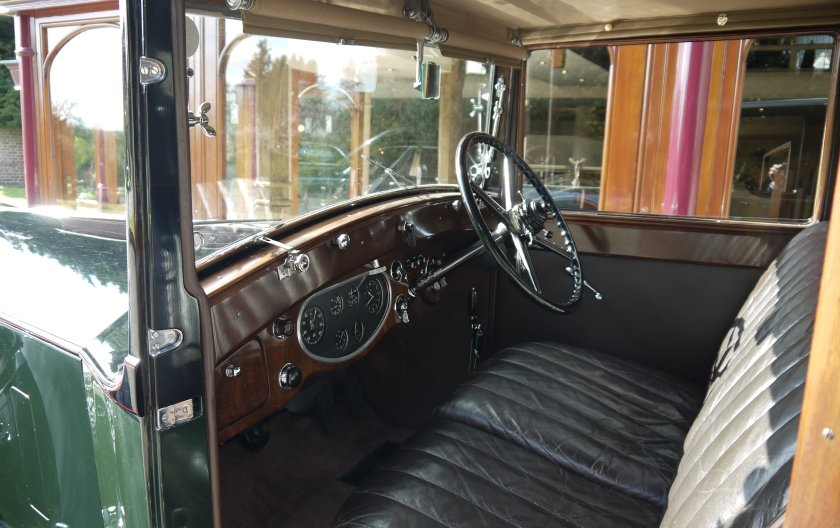 Rolls-Royce 20/25 1933 Limousine by Barker For Sale (picture 4 of 6)
