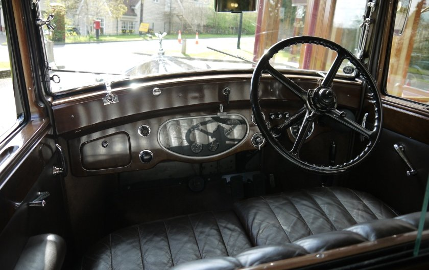 Rolls-Royce 20/25 1933 Limousine by Barker For Sale (picture 5 of 6)