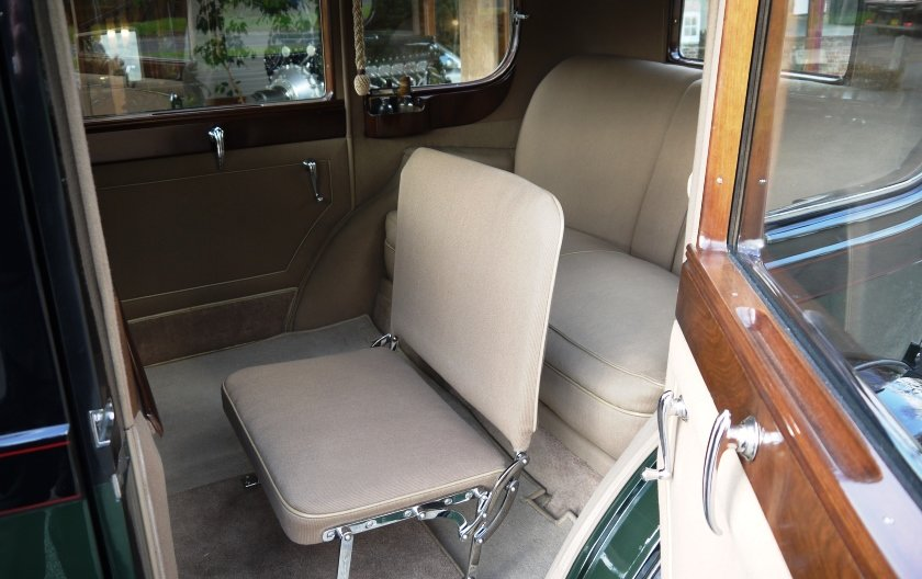 Rolls-Royce 20/25 1933 Limousine by Barker For Sale (picture 6 of 6)