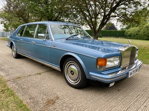 1995 Rolls Royce Mulliner Park Ward Touring Limousine  For Sale