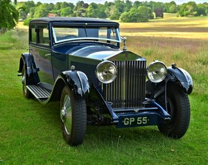 Picture of 1931 Rolls Royce Phantom 2 Continental by H.J. Mulliner