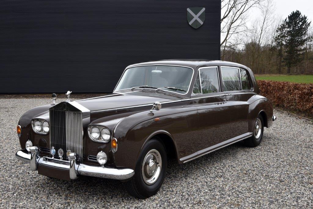 1970 Rolls Royce Phantom VI For Sale | Car And Classic