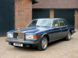 Picture of 1984 Rolls Royce Silver Spirit  For Sale