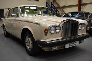 1977 Unique Mulliner Park Ward wedding conversion For Sale