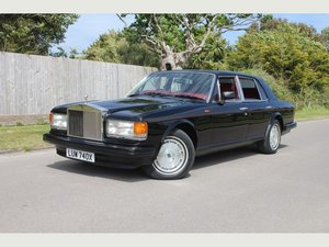 1981 Rolls-Royce Silver Spirit 6.8 4dr ONLY 48,000 MILES FROM NEW For Sale
