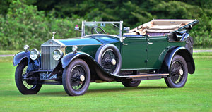 Picture of 1925 ROLLS ROYCE PHANTOM 1 HOOPER ALL WEATHER CABRIOLET