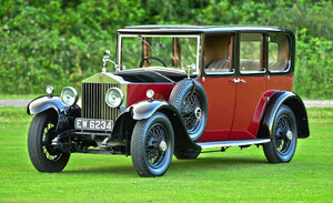 1929 ROLLS ROYCE 20HP OWNER/DRIVER SALOON BY MADDOX For Sale