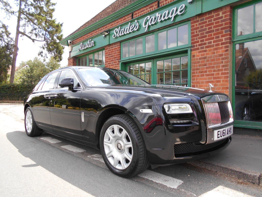 2012 Rolls Royce Ghost  For Sale (picture 2 of 4)