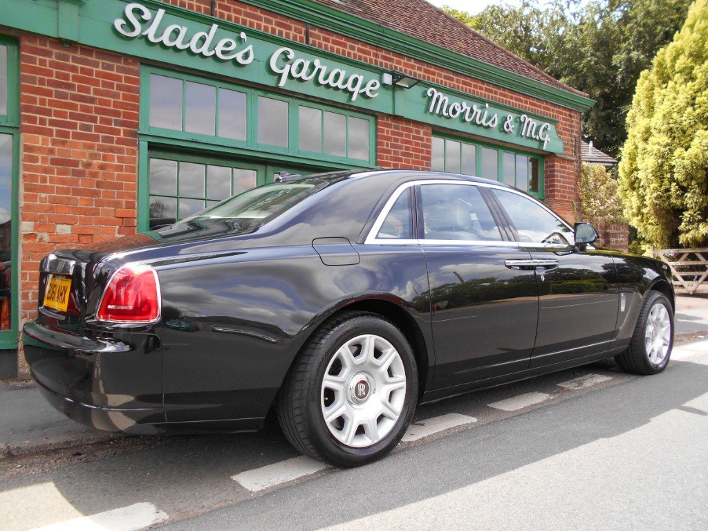 2012 Rolls Royce Ghost  For Sale (picture 3 of 4)