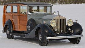 1928 ROLLS-ROYCE 40/50HP PHANTOM I SHOOTING BRAKE For Sale