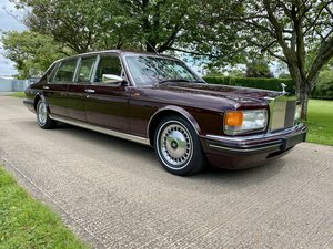 1997 Rolls Royce Silver Spur Touring Limousine For Sale