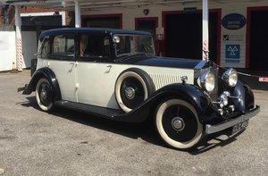1936 ROLLS-ROYCE BARKER 20/25