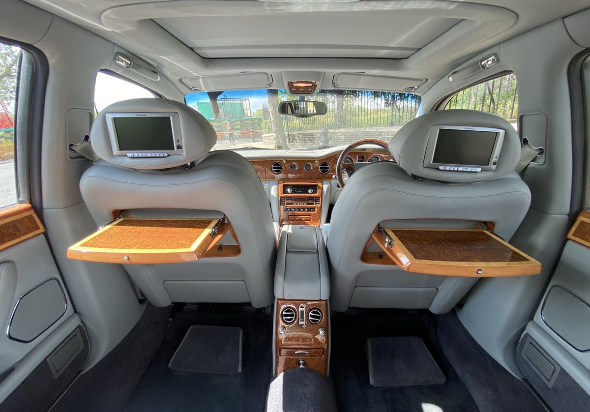 2001 Rolls-Royce Silver Seraph - Last of Line 5.900 miles!! For Sale (picture 4 of 6)