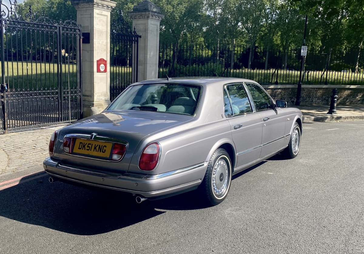 2001 Rolls-Royce Silver Seraph - Last of Line 5.900 miles!! For Sale (picture 5 of 6)