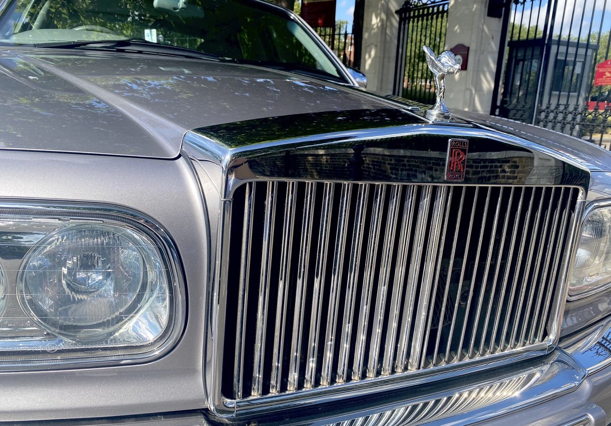 2001 Rolls-Royce Silver Seraph - Last of Line 5.900 miles!! For Sale (picture 6 of 6)
