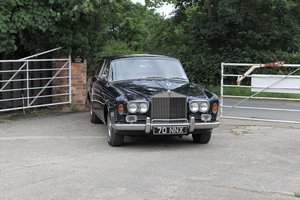 1969 Rolls Royce Mulliner Park Ward Coupe, Beautiful Example