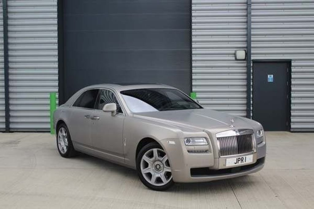 2012 Rolls-Royce Ghost 6.6 ONLY ROLLS ROYCE BUILT TO SPEC For Sale (picture 1 of 10)