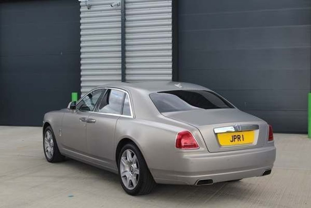 2012 Rolls-Royce Ghost 6.6 ONLY ROLLS ROYCE BUILT TO SPEC For Sale (picture 2 of 10)