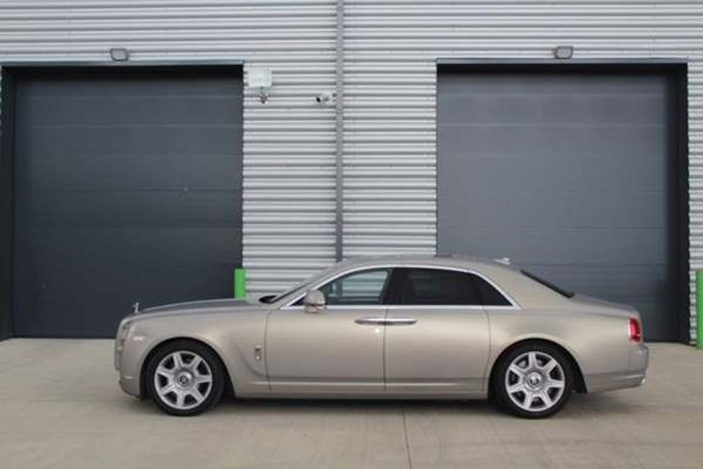 2012 Rolls-Royce Ghost 6.6 ONLY ROLLS ROYCE BUILT TO SPEC For Sale (picture 3 of 10)