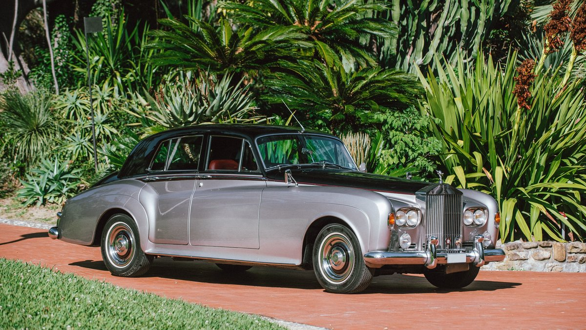 1965 Rolls-Royce Silver Cloud III For Sale by Auction (picture 1 of 1)