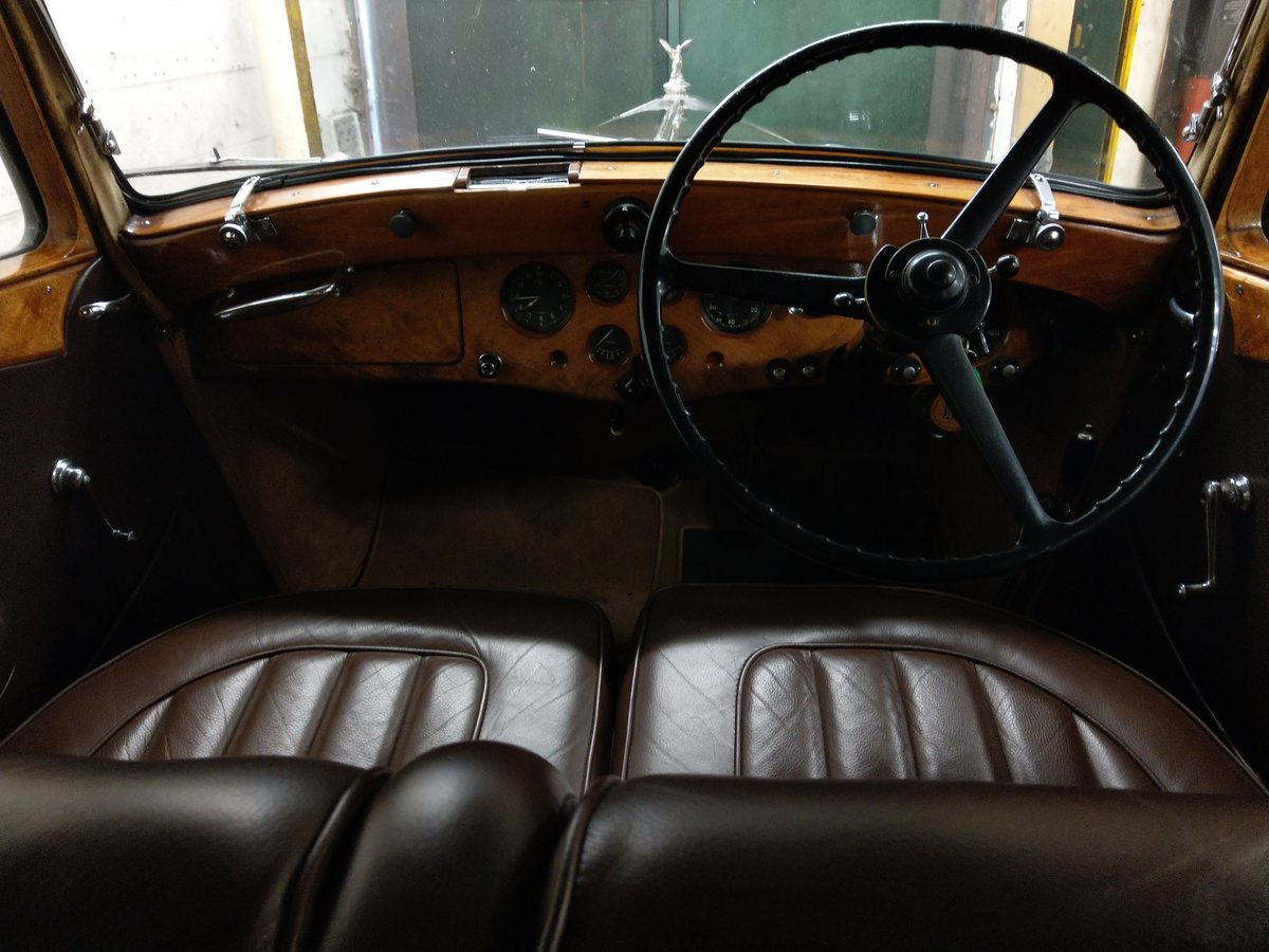 1936 Rolls Royce 25/30 Parkward Limousine For Sale (picture 6 of 6)