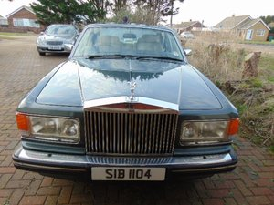 1991 Rolls Royce Silver Spur for auction 16th - 17th July
