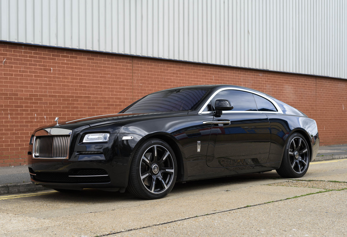 2014 Rolls-Royce Wraith (RHD) For Sale (picture 1 of 24)