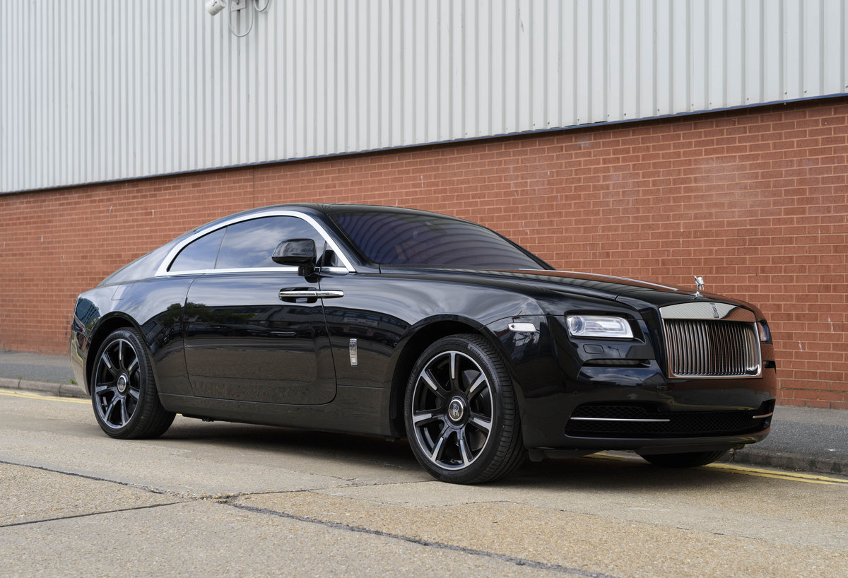 2014 Rolls-Royce Wraith (RHD) For Sale (picture 2 of 24)