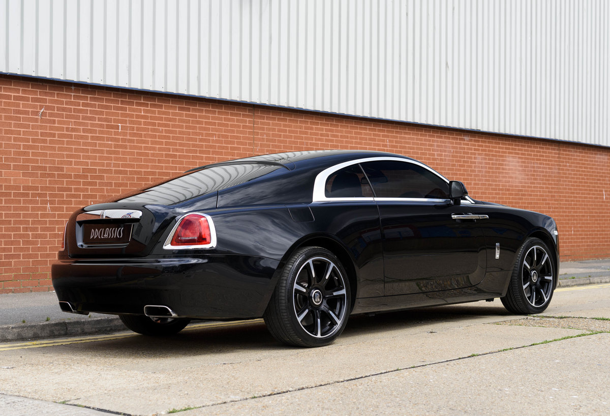 2014 Rolls-Royce Wraith (RHD) For Sale (picture 3 of 24)