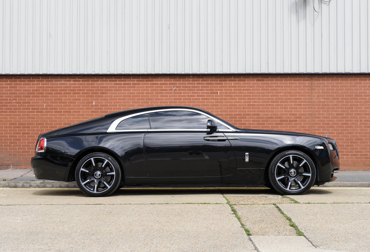 2014 Rolls-Royce Wraith (RHD) For Sale (picture 5 of 24)