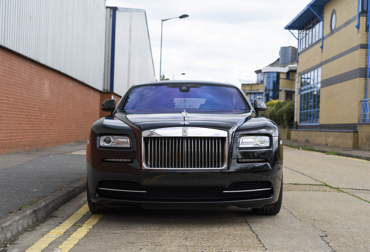 2014 Rolls-Royce Wraith (RHD) For Sale (picture 7 of 24)