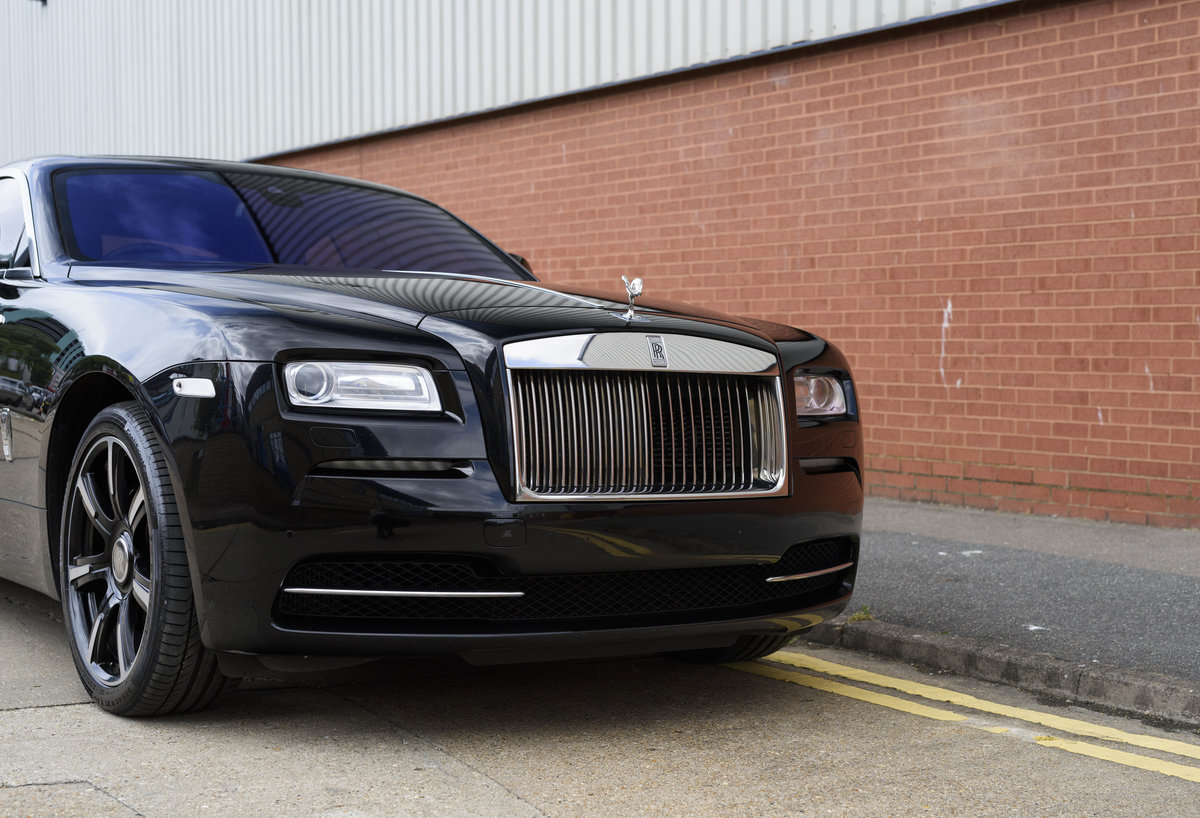 2014 Rolls-Royce Wraith (RHD) For Sale (picture 9 of 24)