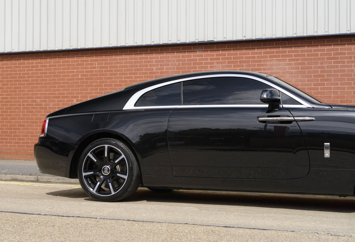 2014 Rolls-Royce Wraith (RHD) For Sale (picture 13 of 24)