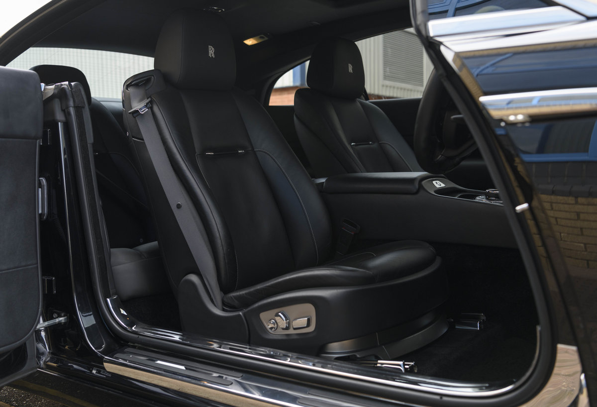 2014 Rolls-Royce Wraith (RHD) For Sale (picture 19 of 24)