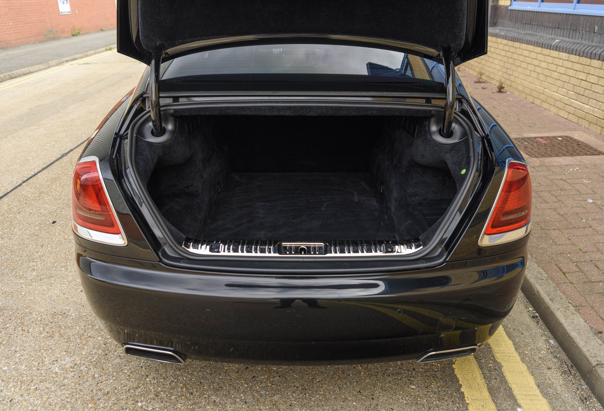 2014 Rolls-Royce Wraith (RHD) For Sale (picture 21 of 24)