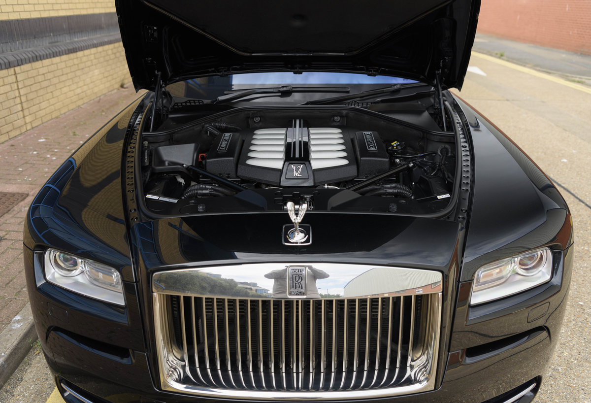 2014 Rolls-Royce Wraith (RHD) For Sale (picture 23 of 24)