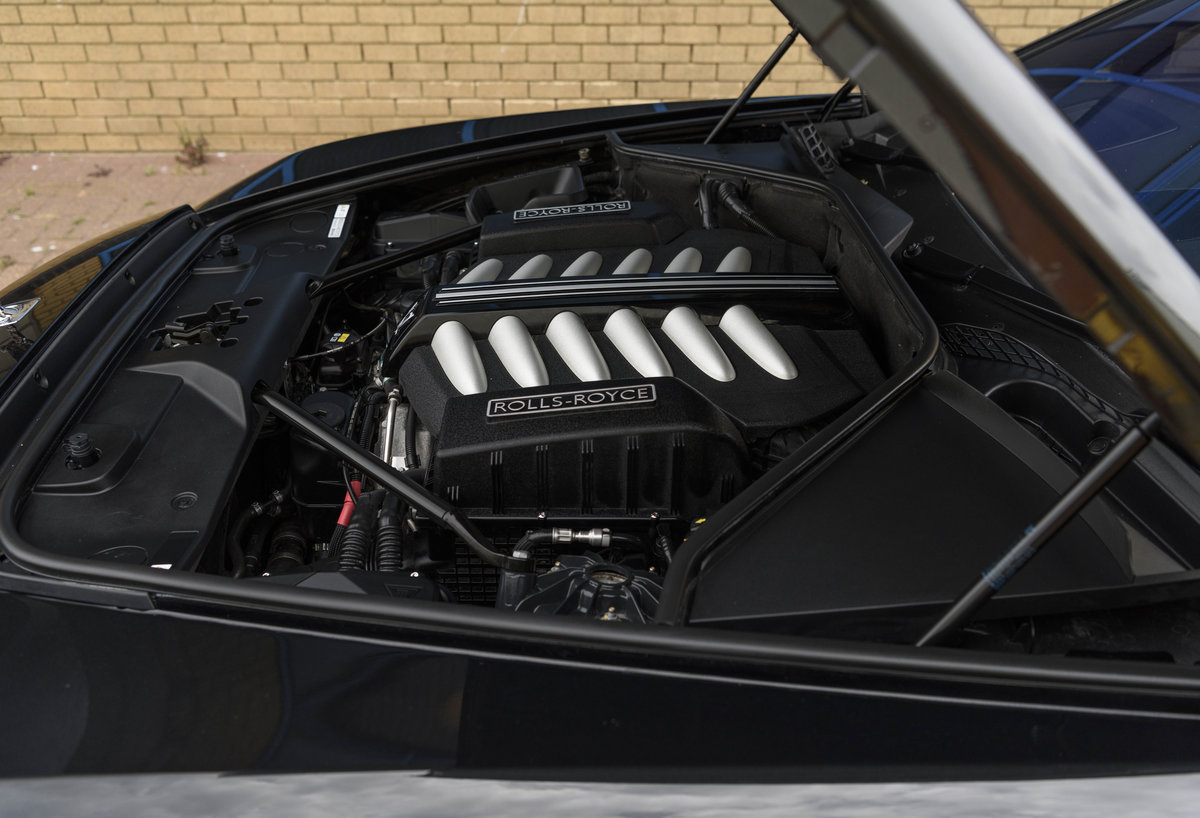 2014 Rolls-Royce Wraith (RHD) For Sale (picture 24 of 24)