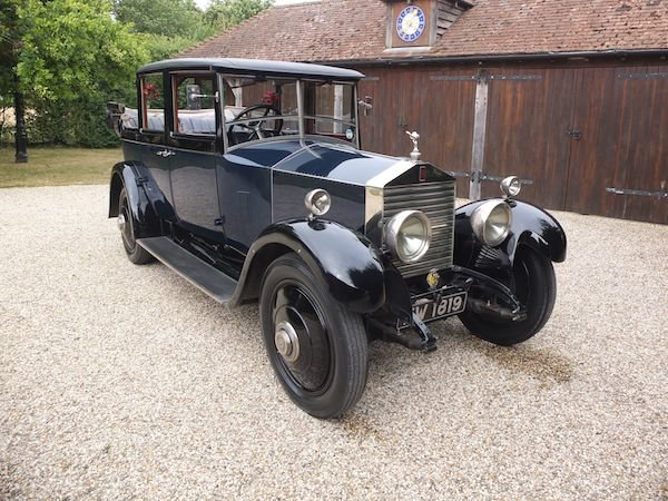 1928 Rolls-Royce 20HP For Sale (picture 1 of 6)