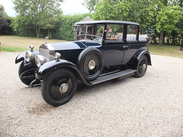 1928 Rolls-Royce 20HP For Sale (picture 2 of 6)