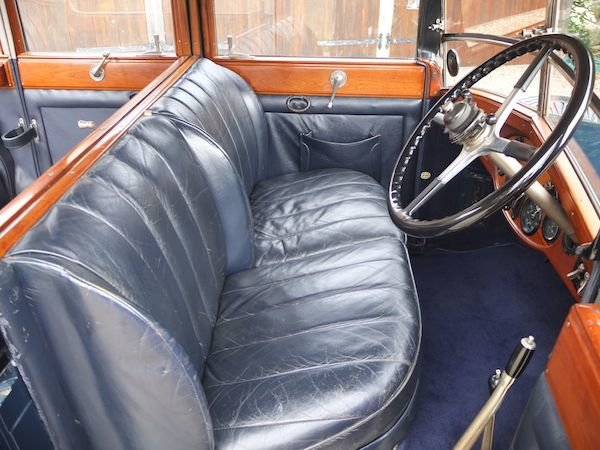 1928 Rolls-Royce 20HP For Sale (picture 3 of 6)