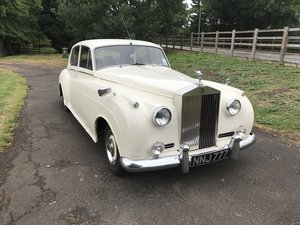 1958 Silver Cloud 1 Rolls/Bentley For Sale