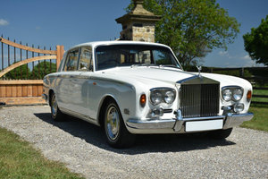 1971 Rolls Royce Silver Shadow I
