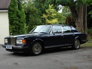 1994 Rolls-Royce Silver Spirit III For Sale by Auction