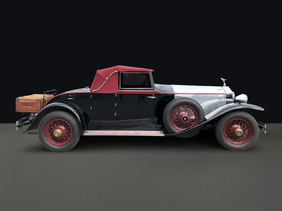 1930 Rolls-Royce Springfield Phantom I Regent Drophead Coupe  For Sale (picture 1 of 1)