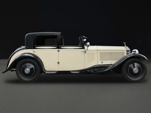 1931 Rolls-Royce Phantom II Sedanca De Ville by Windovers
