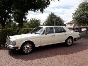 1991 Rolls Royce Silver Spirit 11
