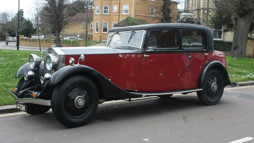 1932 Rolls-Royce 20/25 For Sale (picture 1 of 6)
